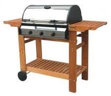 Barbecue a gas mod. Mohawk Dimensioni 135x59x108H 22,5 kg 93287