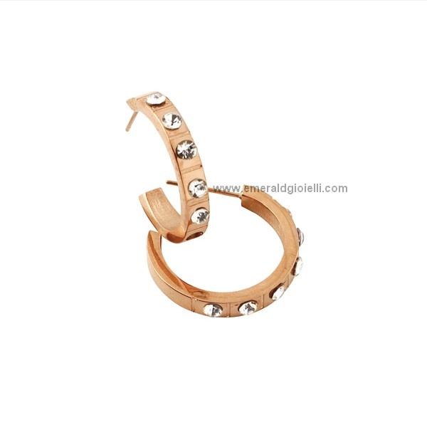 A2951 Orecchini Boccole Tsc gioielli
