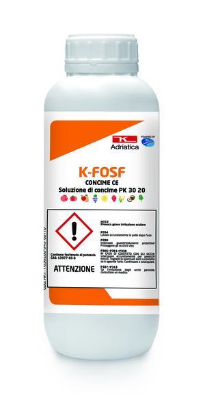 Concime Fosfisan PK 30.20 Disponibile nei Formati 1 - 6 - 15Kg