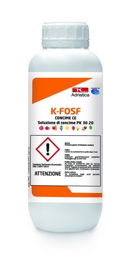 Concime Fosfisan PK 30.20 Disponibile nei Formati 1 - 6 Kg