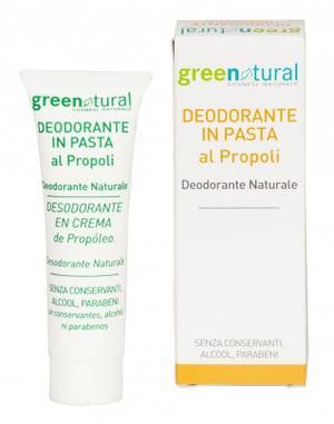 Deodorante in crema al Propoli