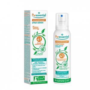 Puressentiel - Purificante spray per l'aria 41 oli