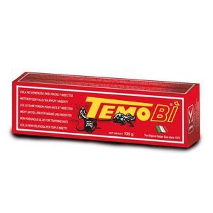 Colla per topi Temobì per uso civile e domestico 135 gr