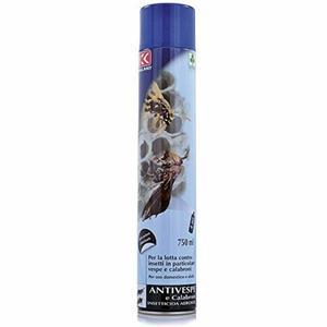 Insetticida per vespe e calabbroni  a spray 750gr