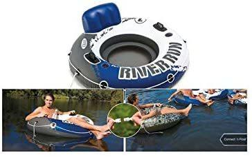 Intex Salvagente Gonfaibile Gigante River Run Blu - Intex - 58825