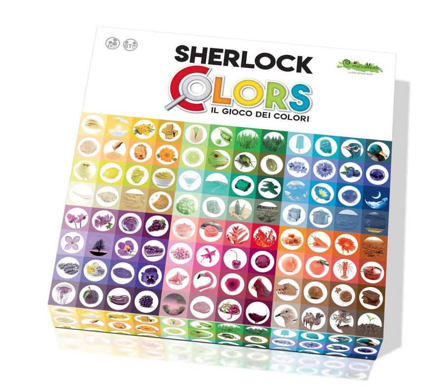 Sherlock Colors
