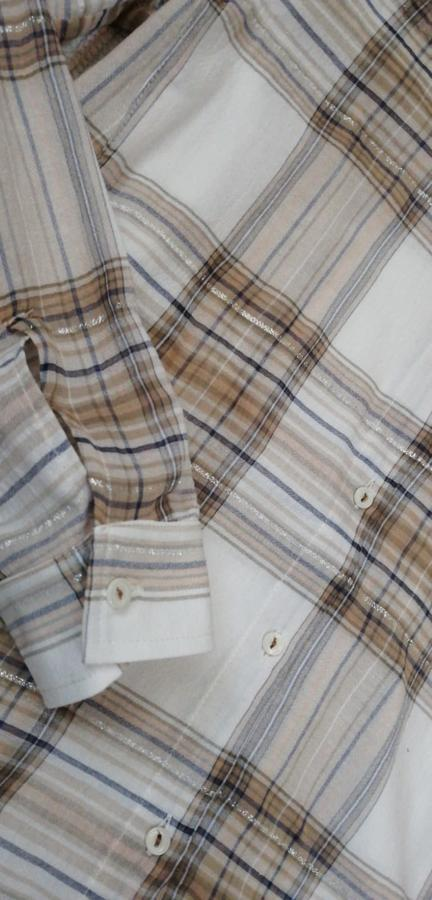 KARTIKA camicia quadro