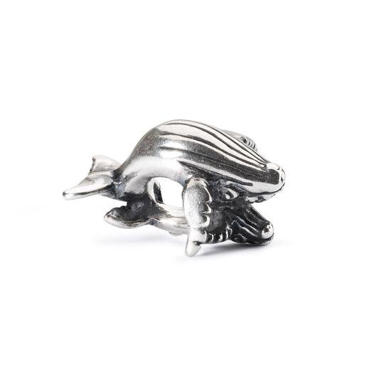Argento Trollbeads Abbraccio di Balena