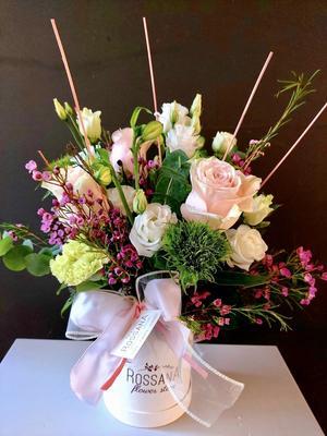 Flower Box Rosa 4
