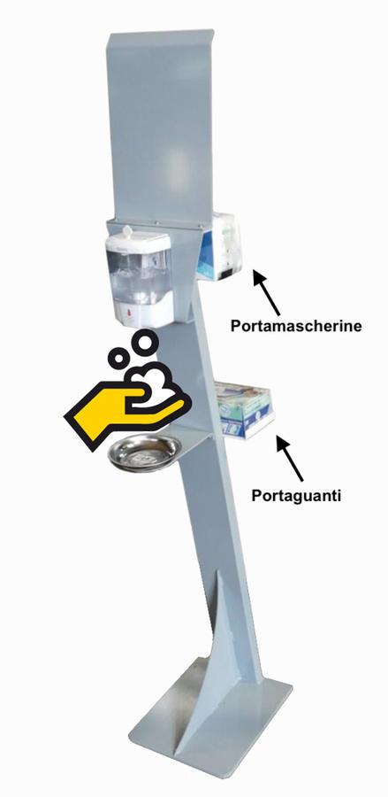 Portamascherine / portaguanti
