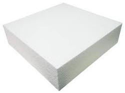 quadrato di polistirolo cm 25 x 25 alto 5 cm