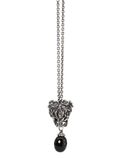 Argento Trollbeads Pendente Cuore a Cuore