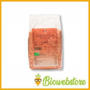 Lenticchie rosse decorticate