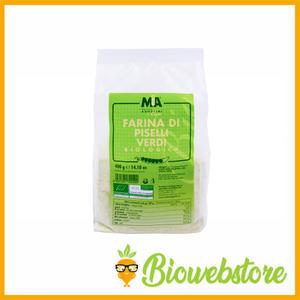 Farina piselli verdi biologica