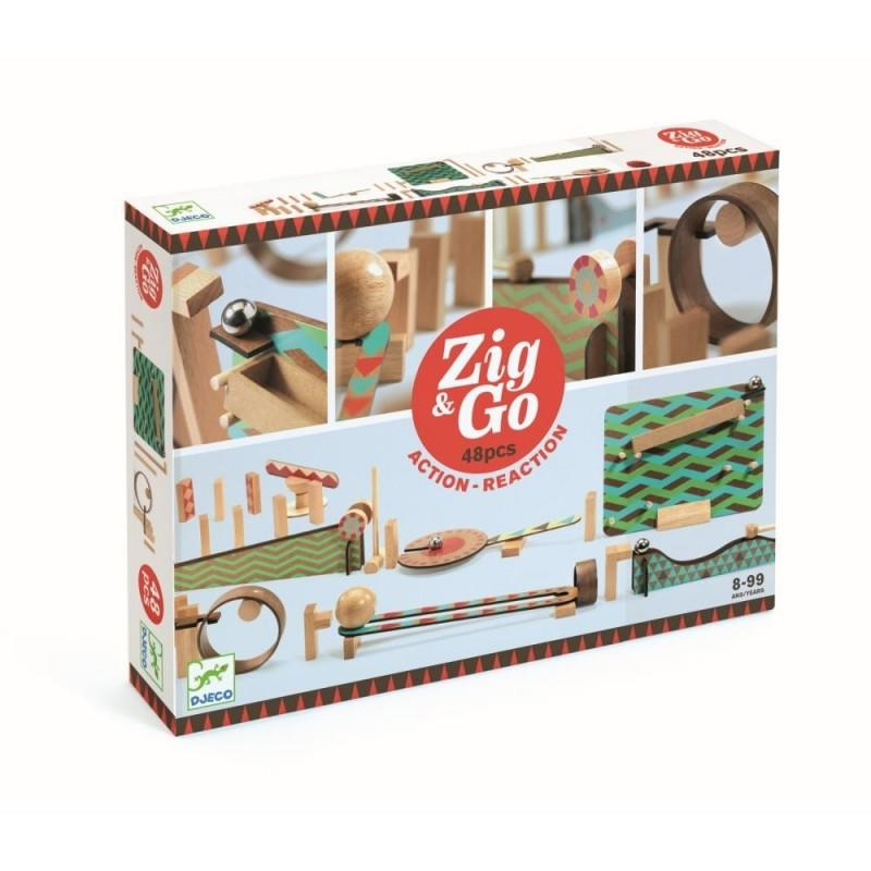 ZIG & GO 48 pezzi
