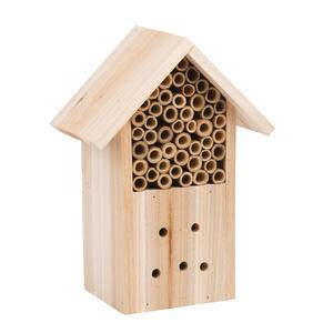 Casetta degli insetti in legno