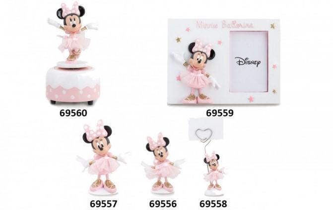 Disney Bomboniera Minnie Ballerina
