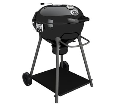 Barbecue Kensington 570+Ciminiera Accendi Carbone in Omaggio