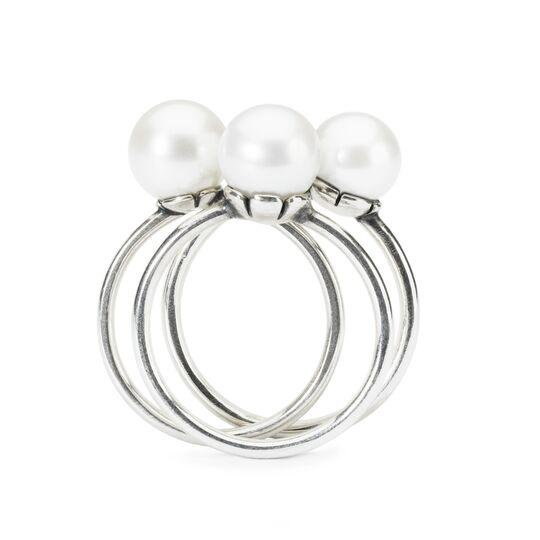 Anello Argento Trollbeads