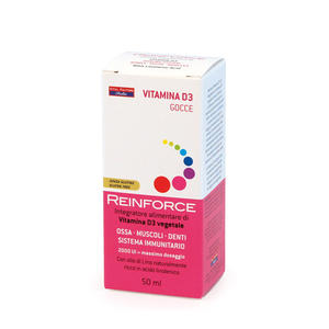 Farmaderbe - Reinforce Vitamina D3 gocce