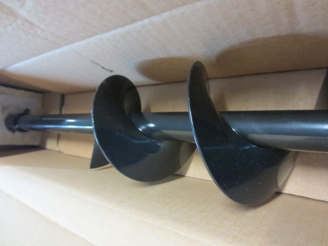 TRIVELLA per MOTOTRIVELLA Cod. 61606 Diametro 150 mm - Lunghezza 73 cm