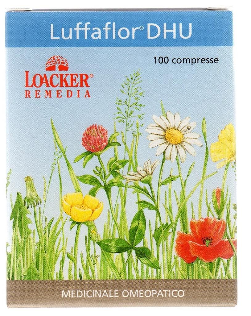 LOACKER LUFFAFLOR® DHU COMPRESSE