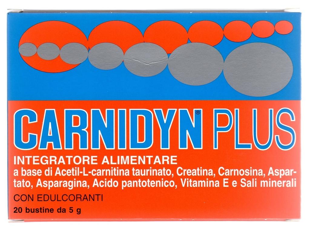 CARNIDYN PLUS BUSTINE