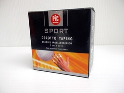 PIC SPORT CEROTTO TAPING 5X10