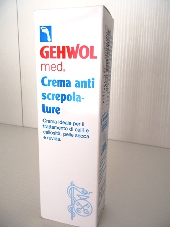GEHWOL CREMA ANTI SCREPOLATURE