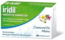 IRIDIL Salviette Lavaocchi