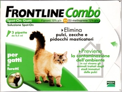 FRONTLINE COMBO Spot-On per GATTI e Furetti