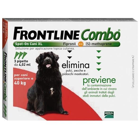 FRONTLINE COMBO Spot-On per CANI oltre i 40 kg