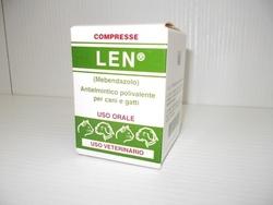 LEN Compresse