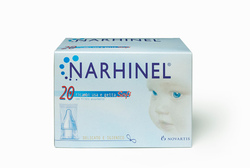NARHINEL 20 RICAMBI Usa e Getta SOFT