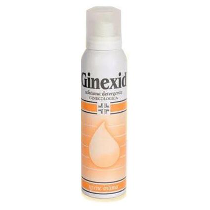 GINEXID Schiuma Detergente