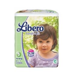 LIBERO Comfort Fit 5 (10-16 kg)