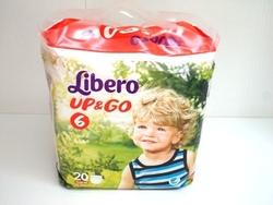 LIBERO Up&Go 6 (13-20 kg)