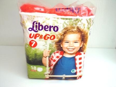 LIBERO Up&Go 7 (16-26 kg)