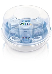 AVENT Sterilizzatore biberon a vapore per microonde