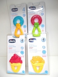 CHICCO Massaggiagengive Fresh Relax 4m+