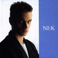 CD Nek con autografo
