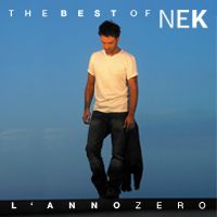 "CD Best of Nek ""L'anno Zero"" con autografo"