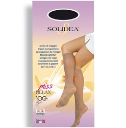 SOLIDEA Gambaletto Miss Relax 100 Denari Sheer