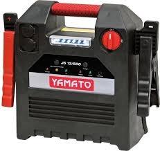 Jump Starter Avviatore d'Emergenza per Auto Yamato mod. JS 12/500 12V 18Ah 93863