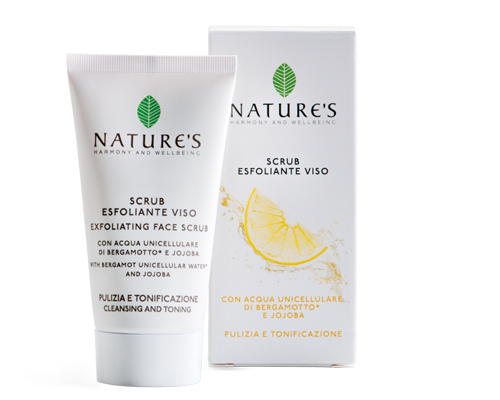 NATURE'S Scrub Esfoliante Viso