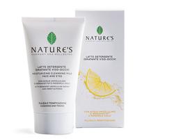 NATURE'S Latte Detergente Idratante Viso-Occhi
