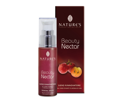 NATURE'S Beauty Nectar Siero Rinnovatore