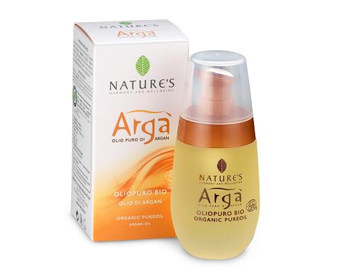 NATURE'S Argà Olio Puro di Argan