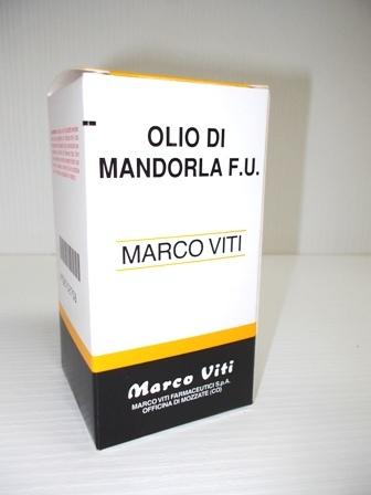 OLIO di MANDORLA F.U.