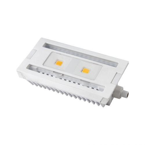 Lampadina MEGAMAN LED R7s 2800K 9 Watt 230 Volt 25.000 Ore LUNGA Megaman Professional